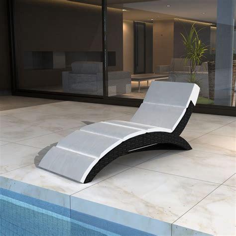gartenliege modern die 25 besten ideen zu saunaliegen auf