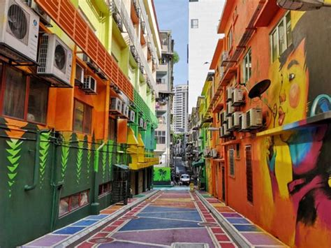 rekomendasi wisata gratis  malaysia  instagramable