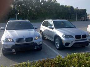 2010 bmw x5 vs 2011 x5 in pictures xoutpost