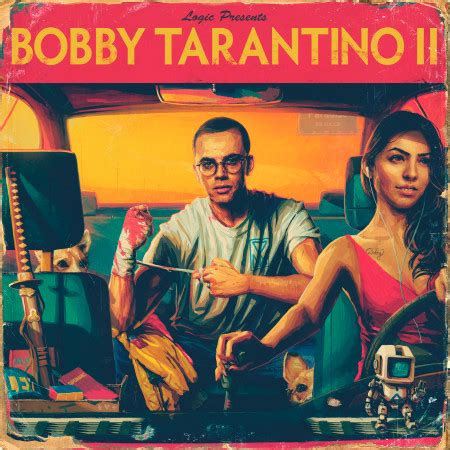 Bobby Valentino Album Tracklist And Betcom Chat Today At 4pm Est by Logic Bobby Tarantino 2 Tracklist Cover Unveiled