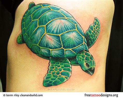 Turtle Tattoos Polynesian And Hawaiian Tribal Turtle Designs Green Sea Turtle Tattoos