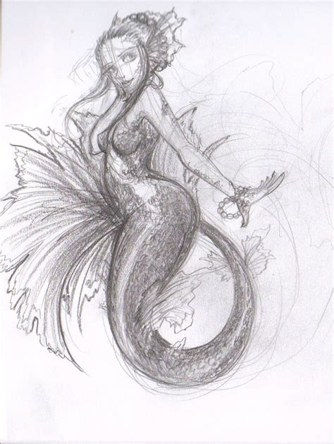 jalpari mermaid by flamechic on deviantart