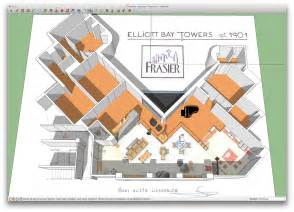 frasier crane apartment floor plan artists and apartments on pinterest
