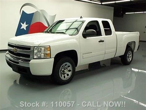 purchase used 2011 chevy silverado extended cab v8 6