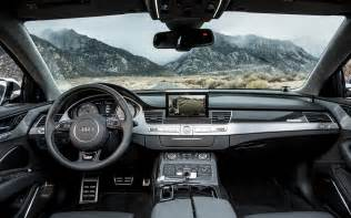 Audi S8 Interior 2013 Audi S8 Interior Photo 30