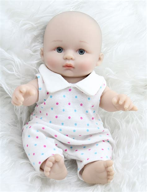 Handmade Baby Dolls That Look Real - look real 8inch small reborn baby dolls handmade in