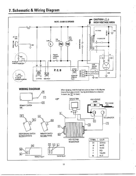 wiring diagram ge adora microwave 33 wiring diagram