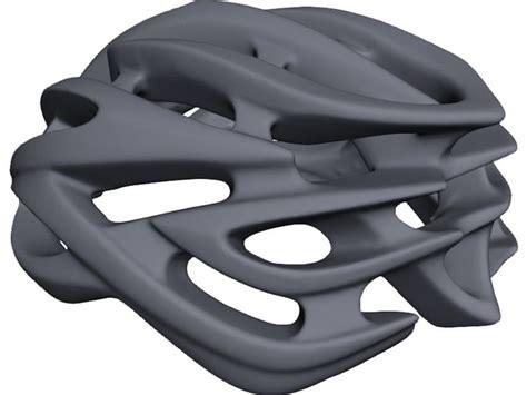 helmet design catia bicycle helmet nurbs 3d model leather hairnet helmets