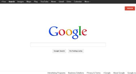 Google Images Sign In | google s red sign in button