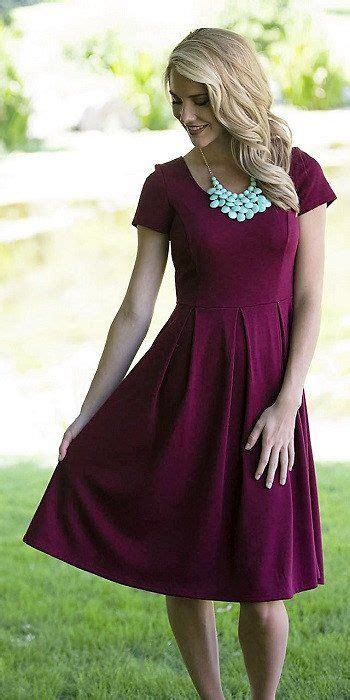 Summer Flare Dress fit and flare dresses summer style ideas designers