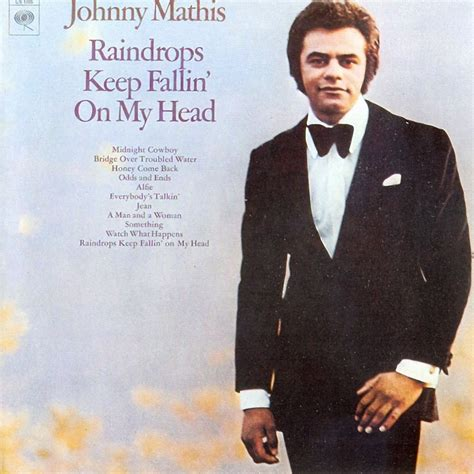 my keeps raindrops keep fallin on my johnny mathis mp3 buy tracklist