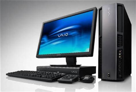 sony refreshes vaio rm desktop and fe notebook slashgear