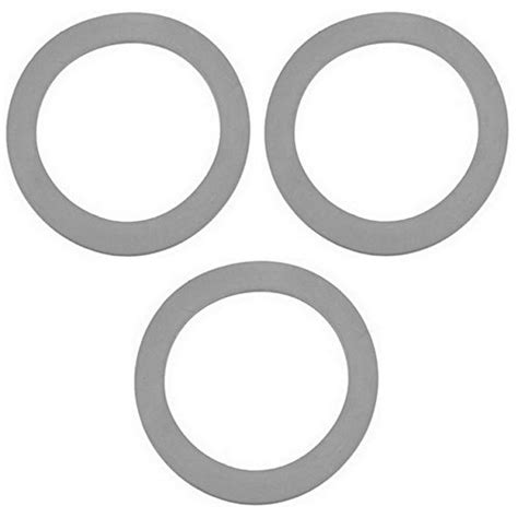 Seal O Ring Id 35x2 4 univen blender o ring gasket seal for oster osterizer blenders made in usa 3 pack business