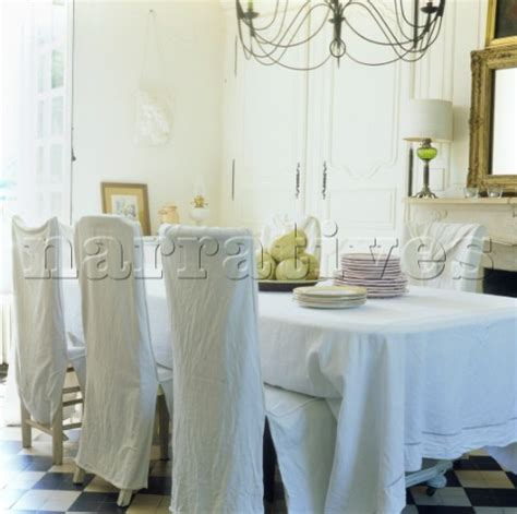 White Linen Dining Room Chair Covers White Linen Dining Room Chair Covers Reanimators