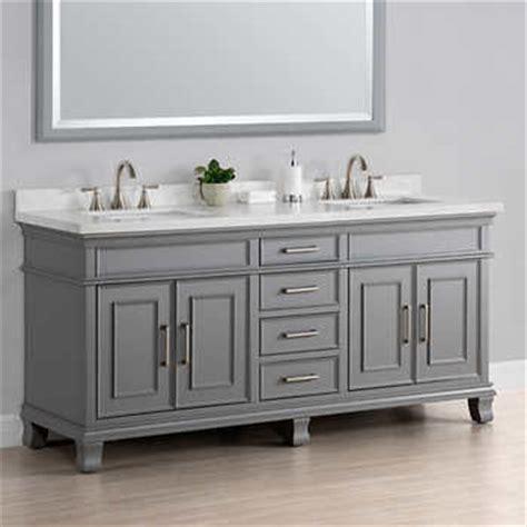 vanities for bathrooms costco vanities costco