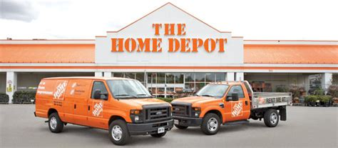 tool  vehicle rental  home depot canada