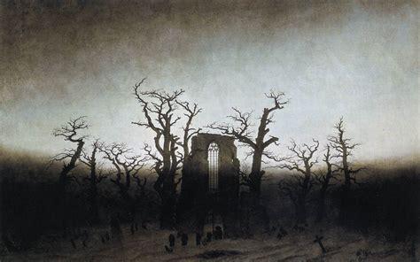 caspar david friedrich metal on metal caspar david friedrich 1774 1840