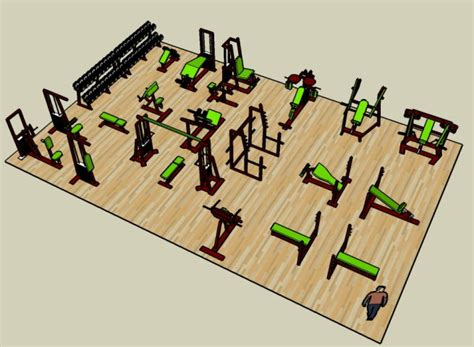 home gym layout design sles fitness center layout design pinterest home building
