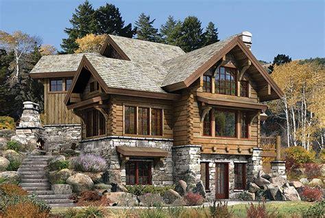 Cool Houseplans Com by 4 Fachadas De Casas Rusticas De Dos Plantas Con Piedras