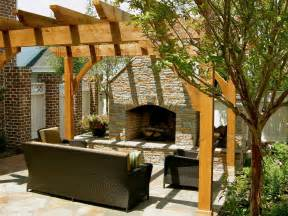 Outdoor Fireplace Pergola by 12 Amazing Outdoor Fireplaces And Fire Pits Diy Shed