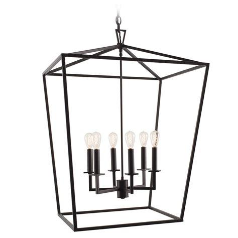 black cage pendant light norwell lighting cage matte black pendant light 1082 mb