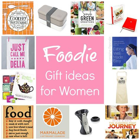 gift ideas for women foodie gift ideas for women 30 day countdown to