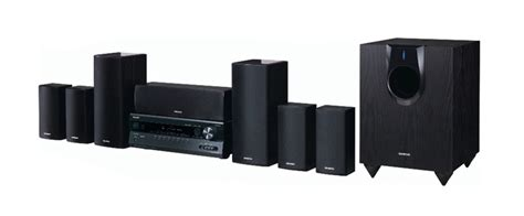 onkyo ht s5300 7 1 channel home theater receiver speaker
