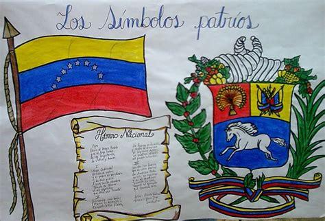 imagenes simbolos patrios naturales venezuela mis dibujos y m 225 s luego de tanto trabajo por fin