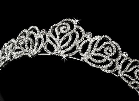 rose tiara rose tiara bridal tiaras crowns