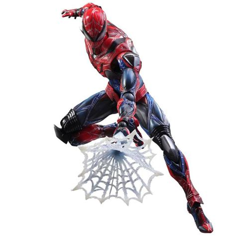 Play Arts Marvel Universe Ori Square Enix New Misb Play Arts Marvel Universe Spider