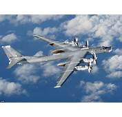 Russian Bombers Fly Near Alaska Air Force Scrambles Jets
