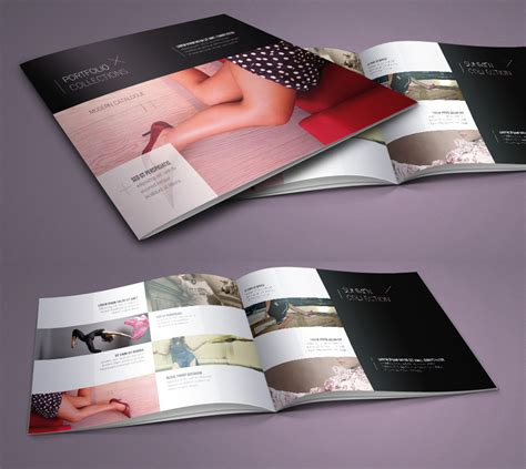 free fashion catalog template by pixeden on deviantart
