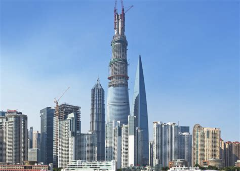 Best Architectural Firms In World by 5 Of The World S Tallest Buildings 2015