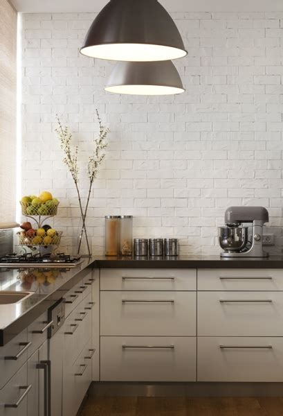 Kitchen Without Overhead Cupboards by A Exle Of A Kitchen Without Overhead Cabinets