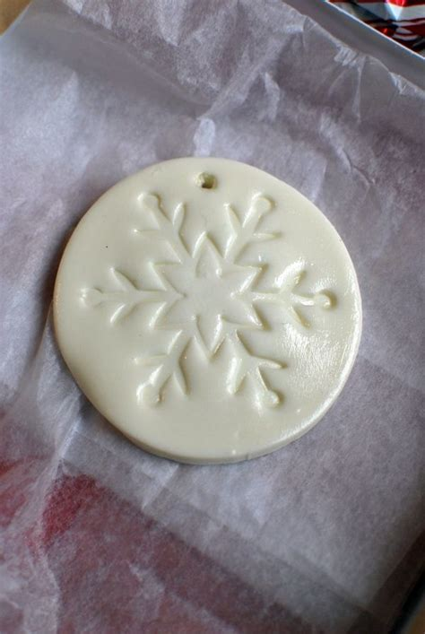 homemade ornaments homemade cold porcelain ornament 2