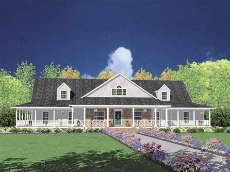 farmhouse house plan with 3388 square and 4 bedrooms