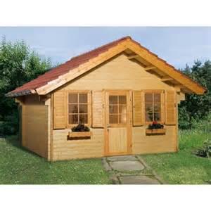 pavillon de jardin en bois de luxe weekend quot allg 228 u quot en