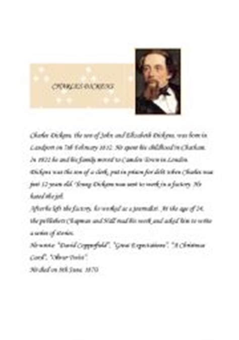 charles dickens mini biography video dickens bio