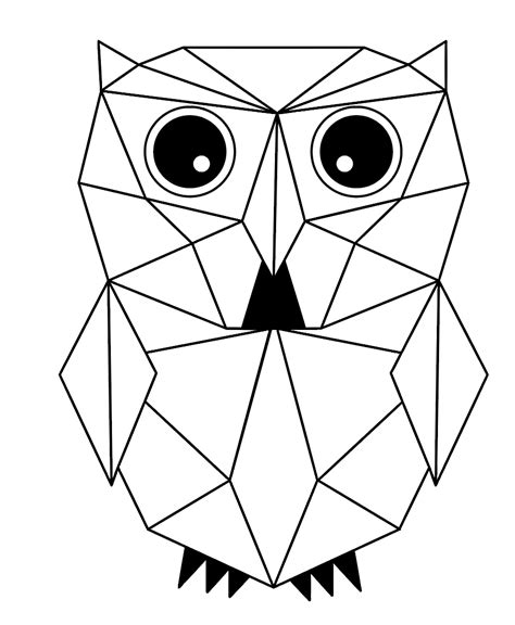 draw pattern using geometric shapes how to draw animals using geometric shapes archives