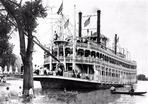 steamboat year invented 100 year history of the american riverboat