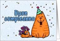 Happy Birthday Wishes In Italian Italian Birthday Cards From Greeting Card Universe
