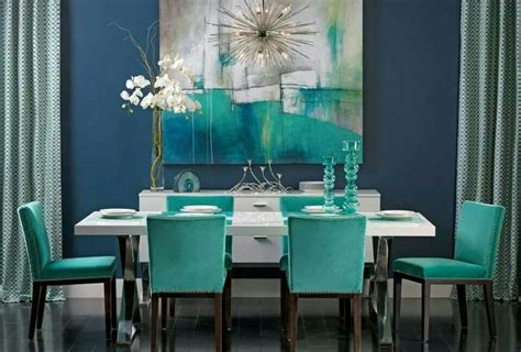 beautiful colors interior spaces dining rooms