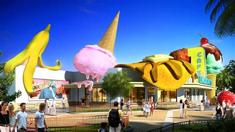 dubais largest theme park set  open  national
