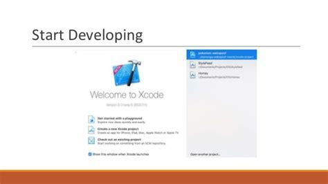 Ios App Development Mar introduction to ios app development