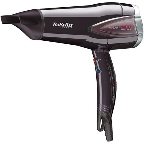 Babyliss D321e Hair Dryer Expert Plus babyliss d361e expert plus hair dryer 2300w nozzle