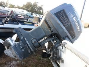 115 Hp Suzuki Outboard 1996 Suzuki Outboard Motors For Sale In New Orleans