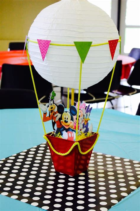 mickey mouse clubhouse centerpiece ideas 1000 ideas about mickey mouse centerpiece on