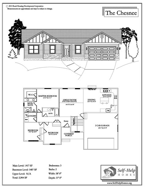 housing help mutual self help housing floor plans house design plans