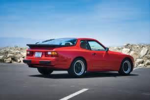 Porsche 944 Review Porsche 944 Review Ratings Design Features
