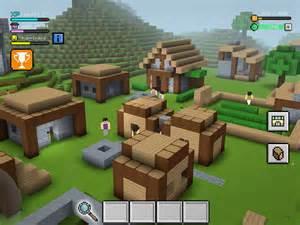 3d House Building Games block craft 3d city building simulator app voor iphone
